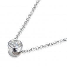Couple Zlatý dámský náhrdelník Kirsty 3890118-0-45-99