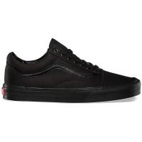 Vans Old Skool BLACK/BLACK pánské letní boty - 45EUR