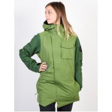 ARMADA HELENA INSULATED SAGE zimní bunda dámská - XS