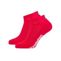 Horsefeathers RUN 3PK garnet rose dámské kotníkové ponožky - 7 - 8