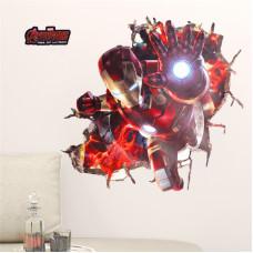 Samolepka Iron Man Avengers