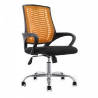 Kancelářské křeslo IMELA TYP 2 oranžová - TempoKondela