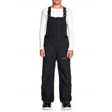 Quiksilver UTILITY BIB TRUE BLACK zateplené kalhoty dětské - XL/16