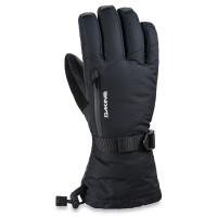 Dakine LEATHER SEQUOIA black dámské prstové rukavice - S