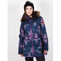 Burton LELAH DBSTYL/DRBHTR dámské zimní bundy na snowboard - S