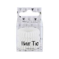 2K Hair Tie - White