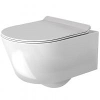 Závěsná WC mísa Rea Tores Rimless (4111)