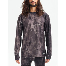 Burton MIDWEIGHT MARBLE GALAXY PRINT pánské thermo prádlo - XL