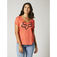 Fox Boundary FLAMINGO dámské tričko s krátkým rukávem - XS