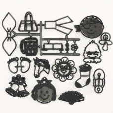 Patchwork - Mix mini vzorů (Assorted Mini Set)