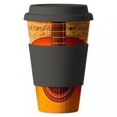 Bamboo Cup Ekologický termohrnek Guitar 0,4l