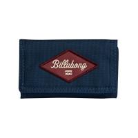 Billabong WALLED 600D NAVY luxusní pánská peněženka