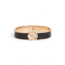 GUESS náramek Black Gold-Tone Enamel Bracelet Set vel. P2004998157A