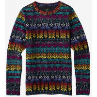 Burton YOUTH FLEECE SET FIGARO STRIPE dětské thermo prádlo - XL