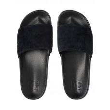Dc DC SLIDE SE black dámské pantofle - 42EUR