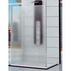 SanSwiss FUDT 1000 50 44 Boční stěna doplňková 100 cm, aluchrom/cristal perly