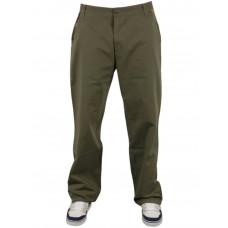 Peace CHINO GRN plátěné sportovní kalhoty pánské - XS