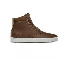 Etnies Jameson HTW BROWN/TAN/WHITE pánské boty na zimu - 45EUR