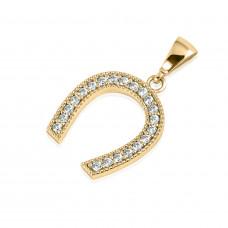 Zlato Zlatý dámský přívěsek Francine 1226078