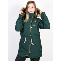 Picture Katniss EMERALD zimní bunda dámská - S