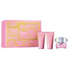 Versace Bright Crystal W toaletní voda 50ml + BL 50ml + SG 50ml