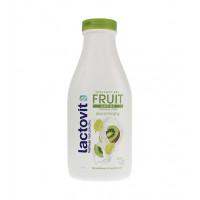 Lactovit Fruit Antiox kiwi a hrozny antioxidační sprchový gel 500ml