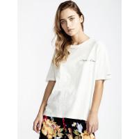 Billabong VAGALAM CLOUD dámské tričko s krátkým rukávem - S