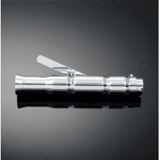 Univerzální koncovka / tlumič výfuku Highway Hawk SHOTGUN, průměr 38-45mm (1ks) - Highway Hawk HWH 65-936