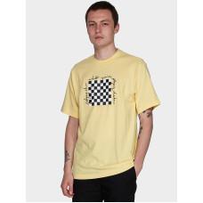 Element NASSIM CHESS POPCORN pánské tričko s krátkým rukávem - M