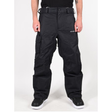 Volcom V.Co Hunter black pánské kalhoty na snb - XXL