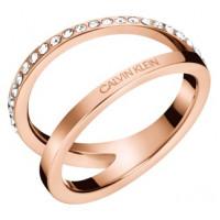 Prsten Calvin Klein Outline KJ6VPR1401 Velikost prstenu: 54