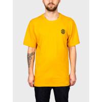 Element STAHL OLD GOLD pánské tričko s krátkým rukávem - M