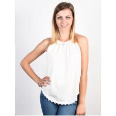 Picture Sagueo off white dámské bavlněné tílko - M