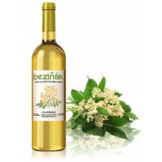 Beziňák bezinkové víno 11,5% alkoholu