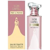 Naomi Campbell Pret a Porter Silk Collection toaletní voda Pro ženy 30ml