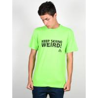 Line Traveling Circus green pánské tričko s krátkým rukávem - L