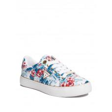 GUESS tenisky Gaia Logo Sneakers flower vel. 39