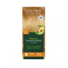 LOGONA Rostlinná barva na vlasy - ZLATÁ BLOND