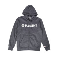 Element BLAZIN CHARCOAL HEATHER pánská mikina - XL