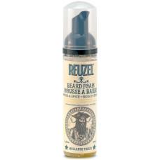 Reuzel Wood & Spice pečující pěna na vousy 70 ml