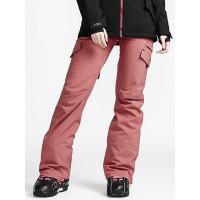 Billabong NELA VINTAGE PLUM dámské kalhoty na snb - S