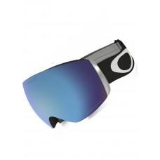 Oakley Flight Deck XL Matte Black w/PrizmSapphire pánské brýle na snowboard
