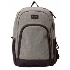 Billabong COMMAND grey heather studentský batoh