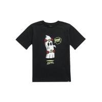Animal GHOST black dětské tričko s krátkým rukávem - S