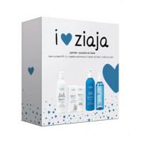 Ziaja GdanSkin dárková sada (denní pleťová péče SPF15 50ml + tělový balzám 300ml + glycerínové mýdlo 300ml + hydratační mlha 200ml)