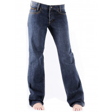 Horsefeathers LO-FI dark denim značkové dámské džíny - 27