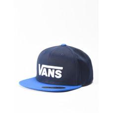 Vans DROP V II DRESS BLUES/VICTORIA BLUE dětská kšiltovka