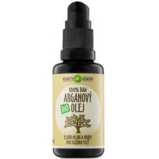 Purity Vision Raw Bio Arganový olej 30ml