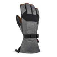 Dakine LEATHER SCOUT CARBON pánské prstové rukavice - M