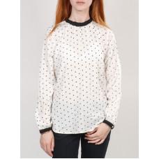 Ezekiel BLUNA BONE dámská košile dlouhý rukáv - S